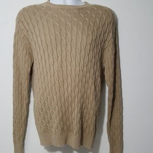 Bobby Jones Sweater Cable knit